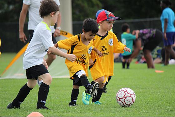 Soccer for Life! - Burlington Soccer