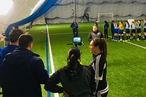 Introduction to Mini Soccer - Clinic #1 @ Sherwood Forest Park (Dome 1)