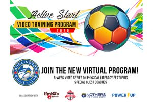 Virtual Active Start Soccer Program